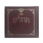 Книга Теилим (тегилим). Иврит