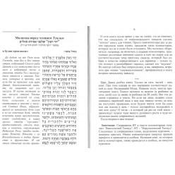 Теилим «ШВУТ АМИ» с избранными комментариями