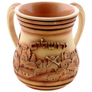 Кувшин (натла) для омовения рук «Иерушалаим»