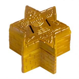 Цдака (ярко-золотая)