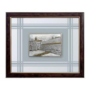 Картина зеркальная «Стена Плача»