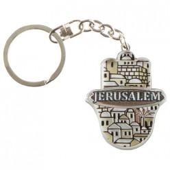 Брелок (Хамса / Jerusalem)