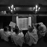 Три священные книги иудаизма и евреев